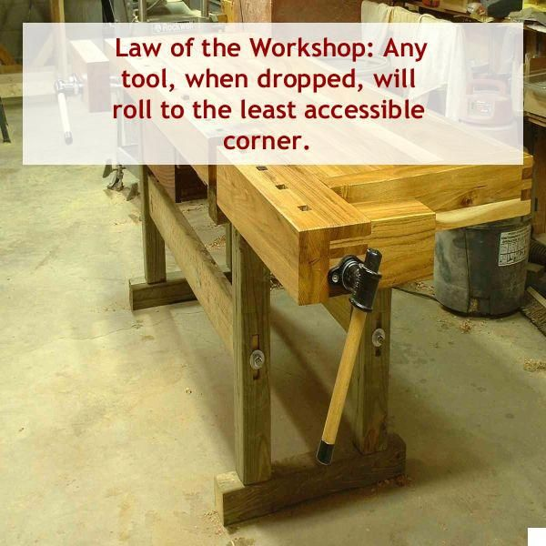 Woodworking Shop Tips