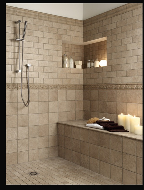 9 best Bathroom Tile images on Pinterest | Bathroom tiling, Bathroom Florida Traditional Bathroom Design E A on