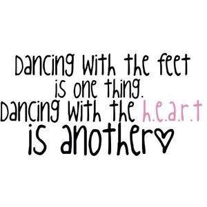 Only Dancers Understand