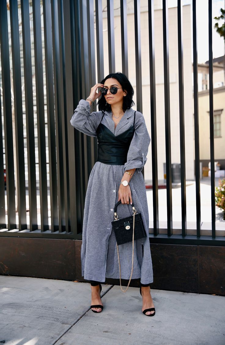 Trending Now // The Coolest Layering Duo - Not Without My HeelsModest Fashion Blog by Rachelle Yadegar
