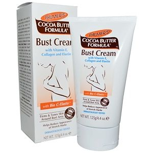Palmer's, Cocoa Butter Formula, Bust Cream with Bio C-Elaste, 4.4 oz (125 g)