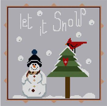 LET IT SNOW, LET IT SNOW!!!!! -ΤοLet It Snowείναι το απόλυτο, αγαπησιάρικο, Χειμωνιάτικο ταγούδι, το οποίο έχει γίνει σήμα κατατεθέν τις ημέρες των Χριστουγέννων, παρ' όλο που μέσα σε αυτό δεν αναφέρεται πουθενά η λέξη Χριστούγεννα!...