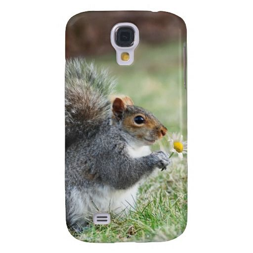 Galaxy s4 cases 300 pinterest smiling squirrel with daisy galaxy s4 covers 4795 voltagebd Gallery