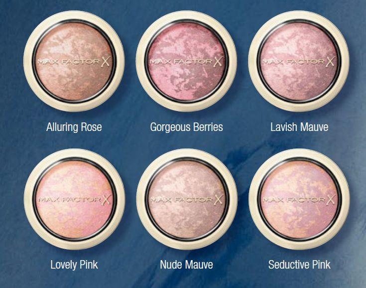 Max Factor Creme Puff Blush spring 2015 makeup, beauty