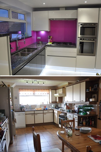 1000 Images About Kitchen Transformations Before After Pictures On Pinterest Work Surface