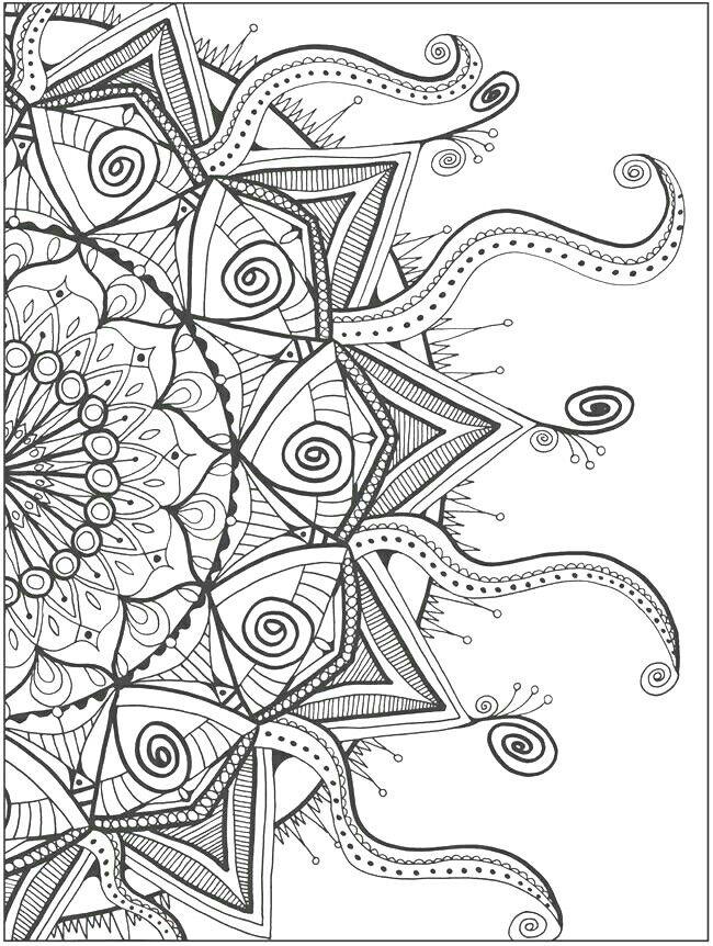 313 besten color Bilder auf Pinterest | Malbücher, Mandalas und ...