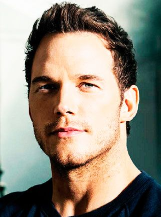 "Chris Pratt is a great actor who is funny as heck, and he is so hot!!! ""Repinned by Keva xo""."