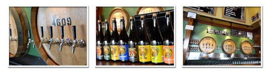 Cascade Brewing Barrel House- Sour Beer