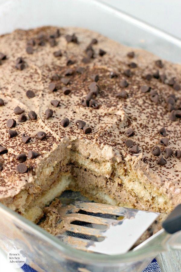 1000+ ideas about Chocolate Tiramisu on Pinterest ...