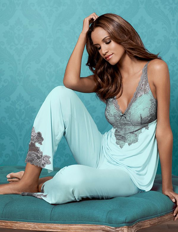 Illustrious Collection - Cami & Pant #SomaIntimates #mothersday    I love Soma! That is my new store!!!!