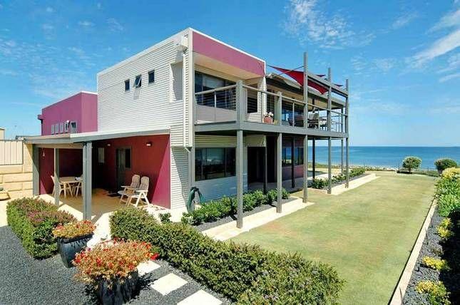 Whangarei beach house, a Peppermint Grove Beach House | Stayz - Great view!