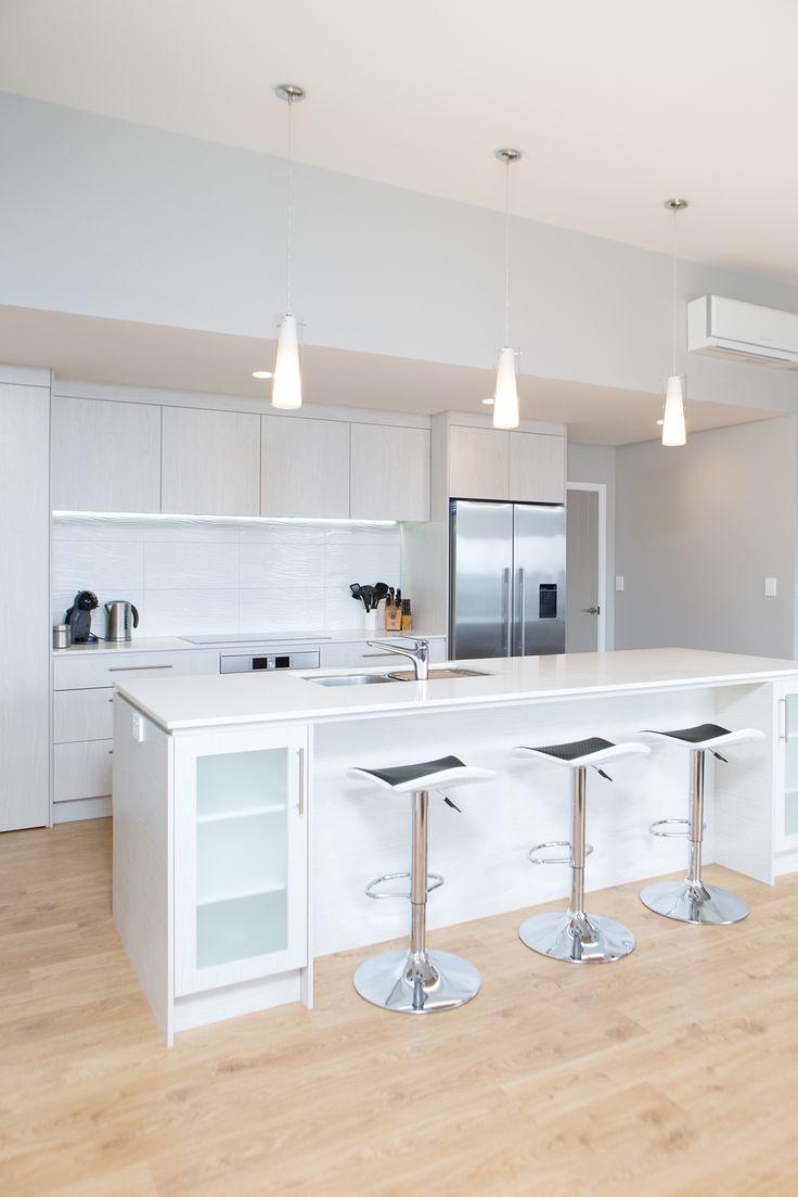 Kitchen 516 by sally steer design for progressive homes for Kitchen designs wellington