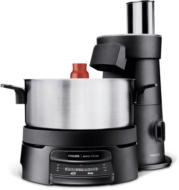 Philips Jamie Oliver HomeCooker  Kitchen Appliance  Manufacturer Royal Philips Electronics, Netherlands