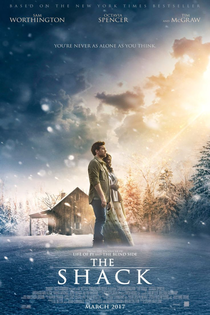 The Shack|Christian Movies|Shack Book|Movie review