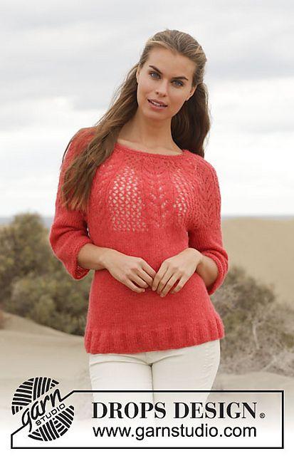 Ravelry: 154-13 Cheryl Jumper pattern by DROPS design