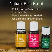 Image result for morphine bomb young living