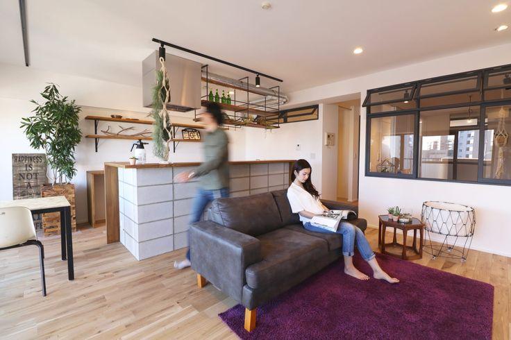 名古屋市東区~S様邸~ | 名古屋の中古マンションをリノベーションするネクストカラーズのメディアサイト