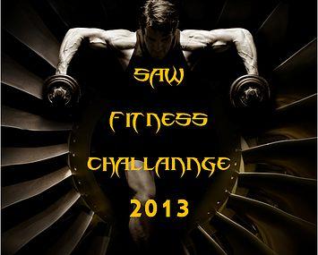 SAW Fitness Challenge 2013, India