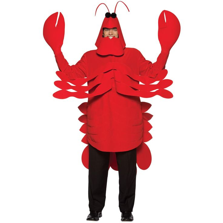 Lobster Costume
