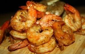 Fiery Shrimp (Actifry) - RecipeZazz