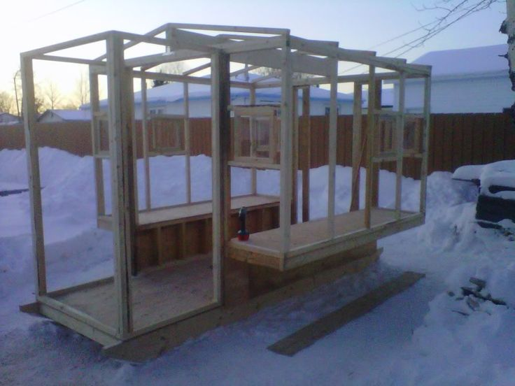 17 best ideas about ice shanty on pinterest ice fishing for Hunting shack floor plans
