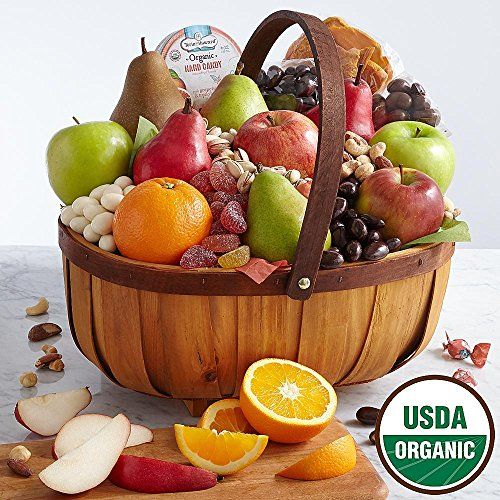 Sharis Berries Organic Fruit Gift Basket *** View the item in details by clicking the VISIT button
