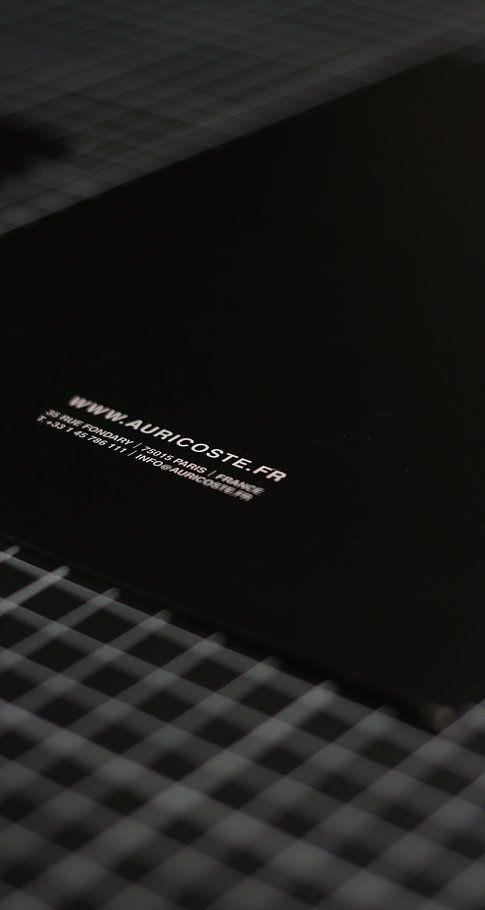 Plaquette publicitaire Auricoste - Travail réalisé pour la marque de montre française Auricoste. Afin de d'optimiser leur notoriété, dans l'exception et savoir faire, les visuels packshot ont été retravaillés pour plus de qualité perçue et une meilleure appréhension du produit pour leurs collections 2015-2016.www.auricoste.fr…