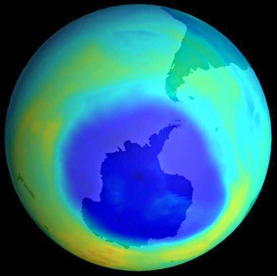 Una reciente investigación muestra que un agujero atmosférico sobre el Pacífico tropical occidental está reforzando el agotamiento del ozono...