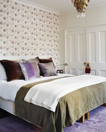 Best 25+ Purple Green Bedrooms Ideas On Pinterest