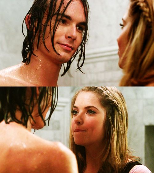 "13+Times+Haleb+on+""Pretty+Little+Liars""+Made+You+Believe+In+~True~+Love  - Seventeen.com"