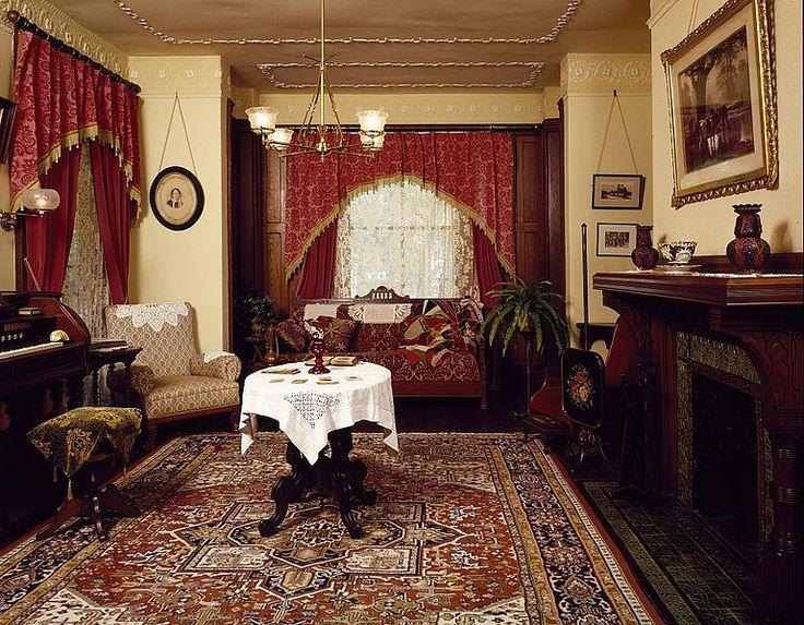 Parlor Of Emlen Physick Estate 1048 Washington Street
