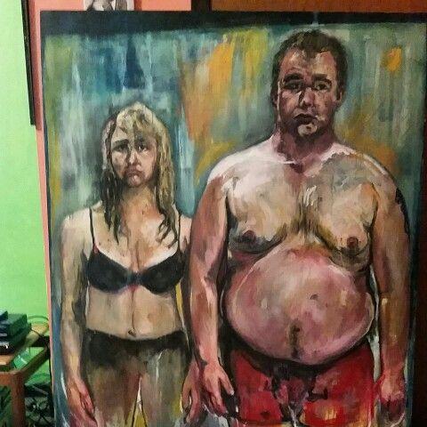 Anne Schulz 2010 oil on canvas