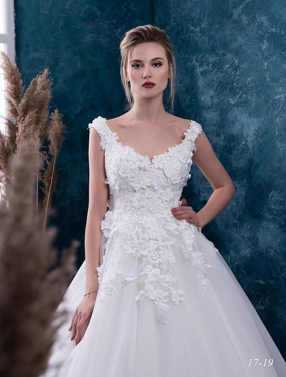 42a8d1af9a Wedding dress   Nora   from NYC ETSY