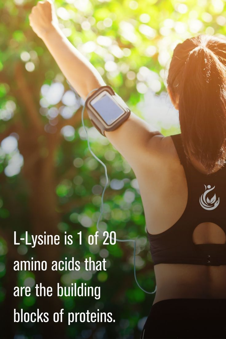 Only the L form of amino acids becomes incorporated into protein and gets used by your body. In addition to contributing to protein structure, some L-amino acids, such as lysine, might benefit your health when taken as a dietary supplement.L-Lysine is an essential amino acid that supports the structure and function of collagen that is found in skin tissue. It promotes collagen renewal in particular in the lips and mouth. Country Life uses vitamin B6 to aid in utilization of  l-lysiine…