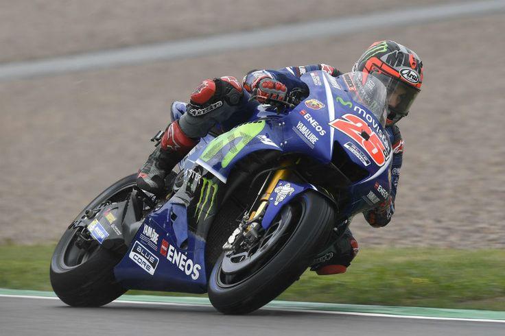 "MotoGP – Maveric Viñales: ""O maior problema com a chuva é a electrónica"""