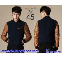 Jaket Korean Style – Baseball – SK 45