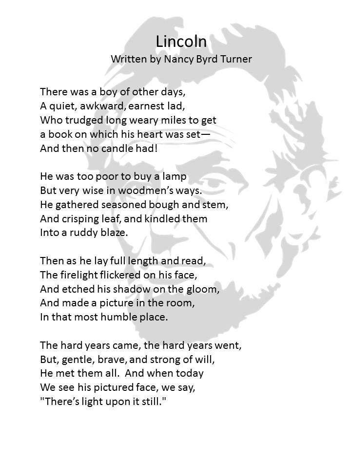 1950s children poems