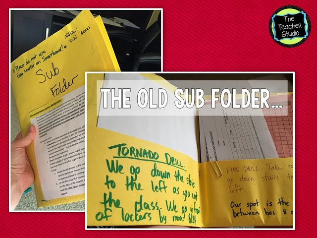 Monday Made It:  Sub Folder Refresh...I finally decided to update this hunk of junk!  Check out today's post to see what I did to improve my sub folder!