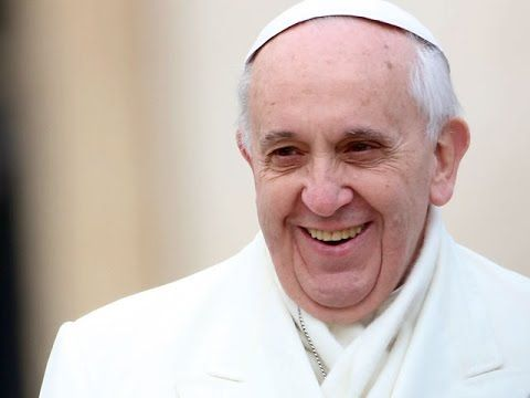 Biography video about Pope Francis in English
