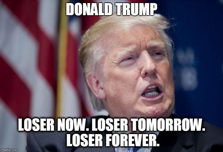 Donald Trump Derp