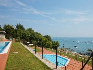 Gardazzurro a new resort directly to the LakeHoliday Rental in Padenghe sul Garda from @HomeAway UK #holiday #rental #travel #homeaway