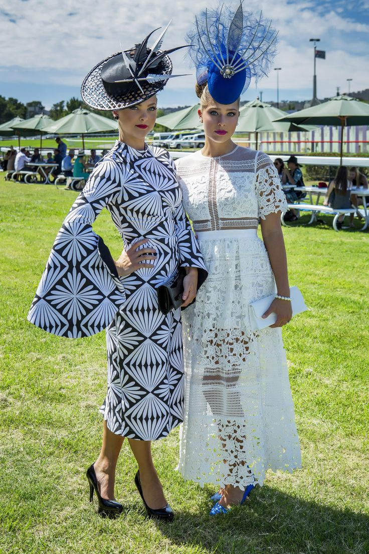 Black Opal Fashions on the Field 2016 | Red Photography Canberra