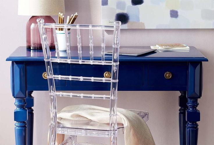 acrylic desk chair acrylic office chair