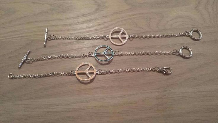 Handmade bracelets www.hairandbeautysalonjolien.com