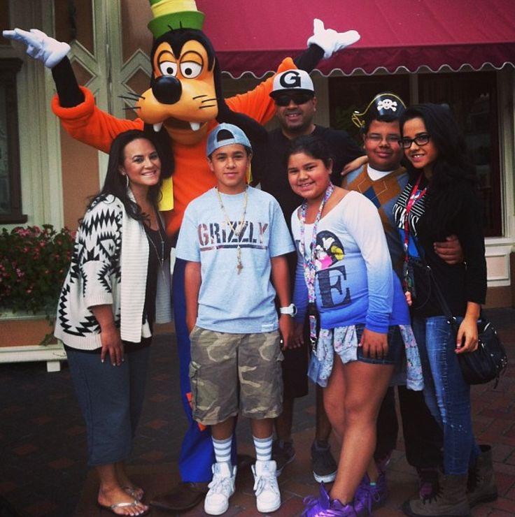 Becky G  Her Family