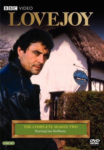 Lovejoy, starring Ian McShane, Caroline Langrishe, Dudley Sutton, Chris Jury and Phyllis Logan, 1986–1994