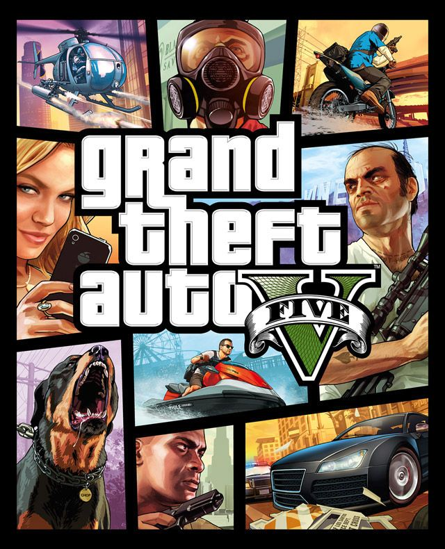 Grand Theft Auto V Is Now Available for PC | Rockstar Games