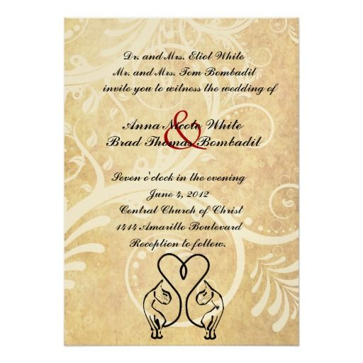 218 best Cat Lovers Wedding Postcards images on Pinterest | Cat ...
