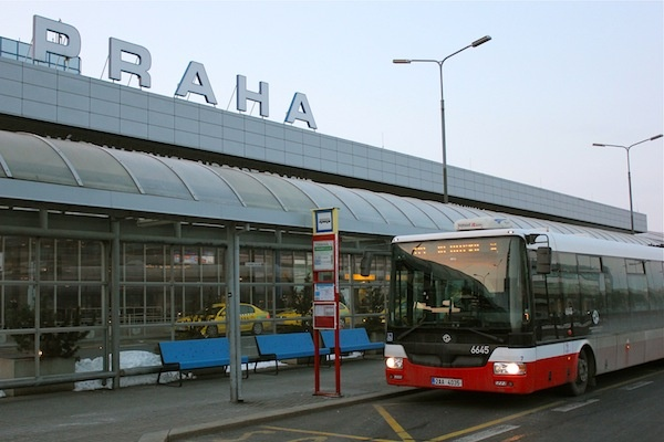 March 15, 2013. Getting to and from Prague airport is simple and affordable with the 119 local bus that connects to the city metro.