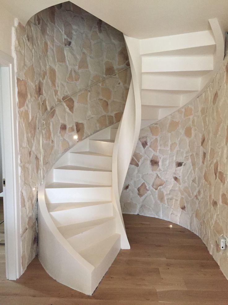 Oltre 25 fantastiche idee su scale in pietra su pinterest gradini di pietra gradini in pietra - Scale in muratura ...